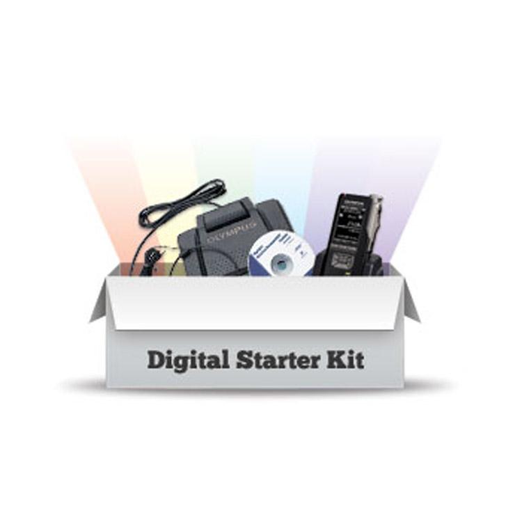 Digital Dictation Starter Kits