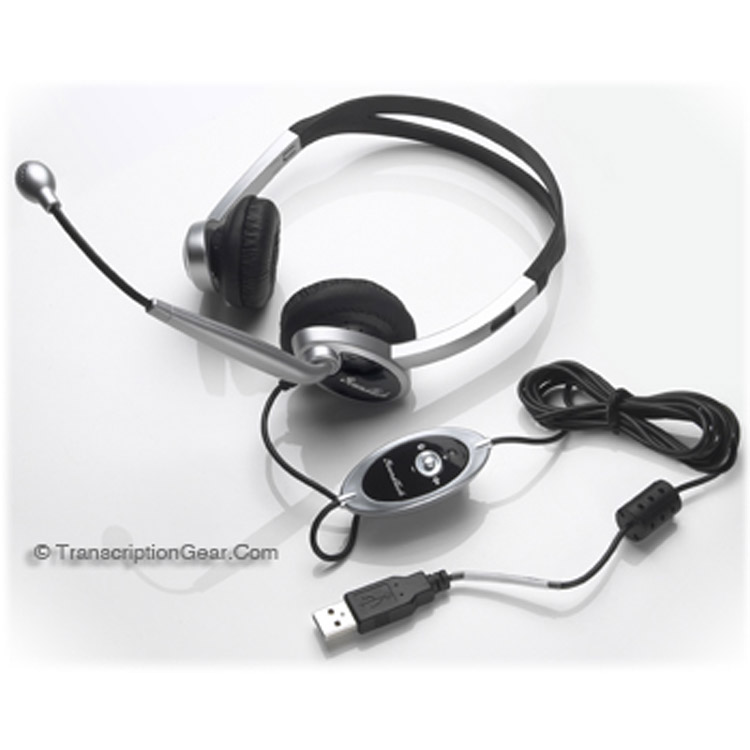 Dictation / Telephone Headsets