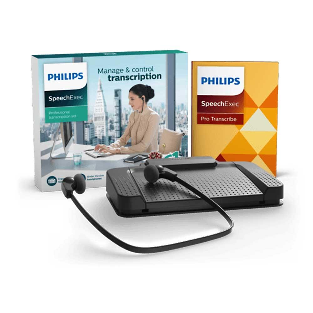 Philips SpeechExec Transcription set - LFH7277