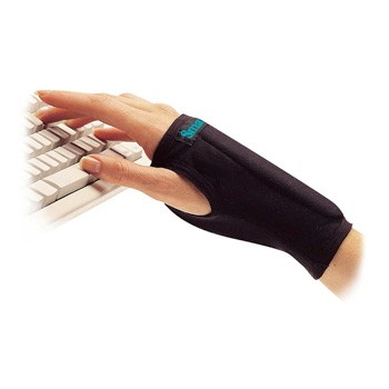 Smart Glove Typing Glove Wrist Support (Reversible)