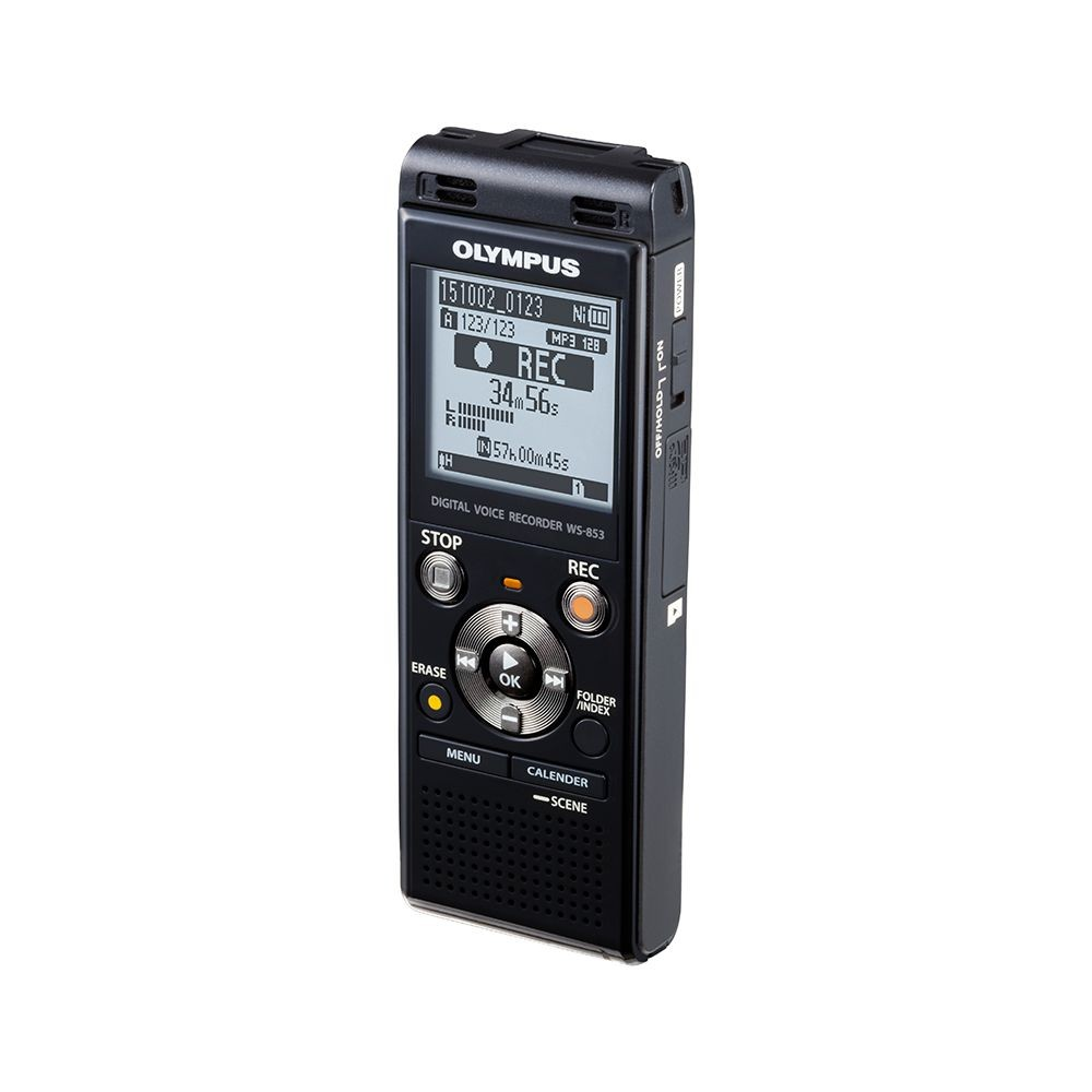 Olympus WS-853 Black Digital Voice Recorder