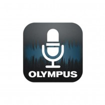 Olympus Dictation application for iOS and Android