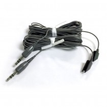 501054-200 Cord For Dictaphone Deluxe Headset OHST001 With 3.5MM Plug