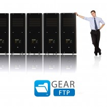 GearFTP File Transfer Service