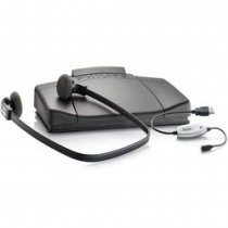 Philips LFH5230 Transcription Set w/Foot Pedal, Headset