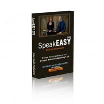 SpeakEASY DVD 11 Training for Dragon NaturallySpeaking 11