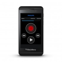 SpeechExec Dictate for BlackBerry Smartphones