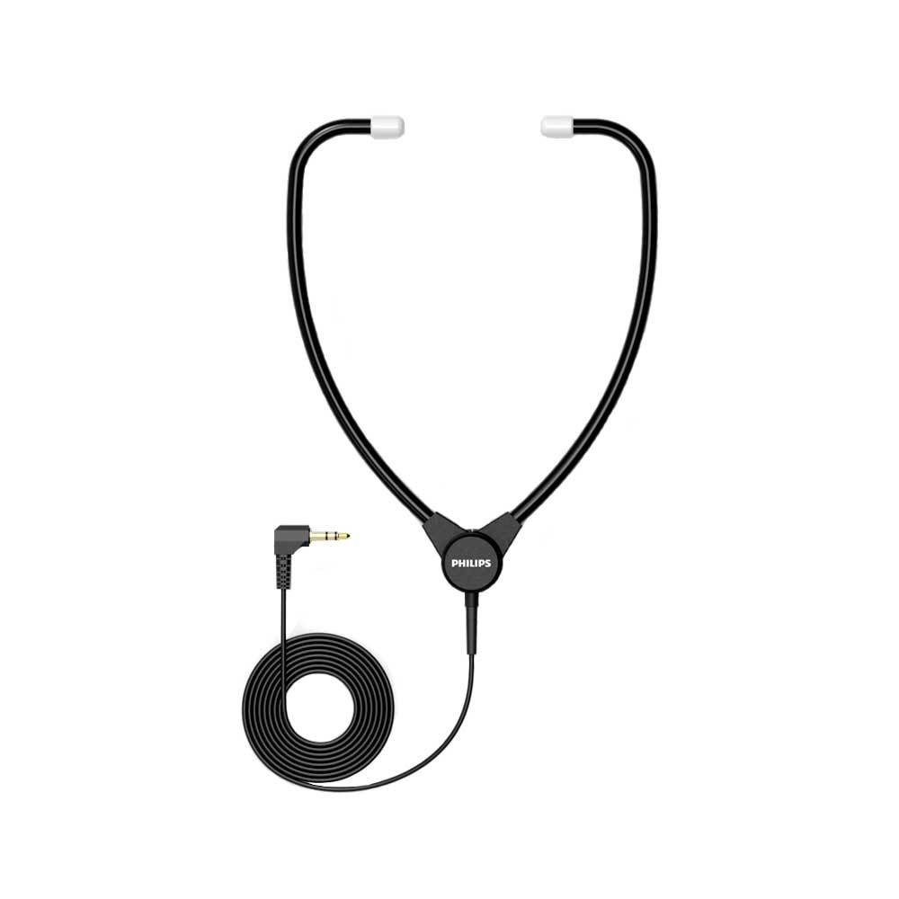 Philips ACC0232 Lightweight Hinged Stethoscope-Style Headset (700 Series)