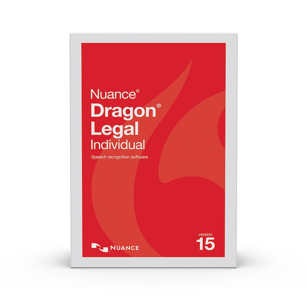 Dragon Legal Individual v15, CD or Download