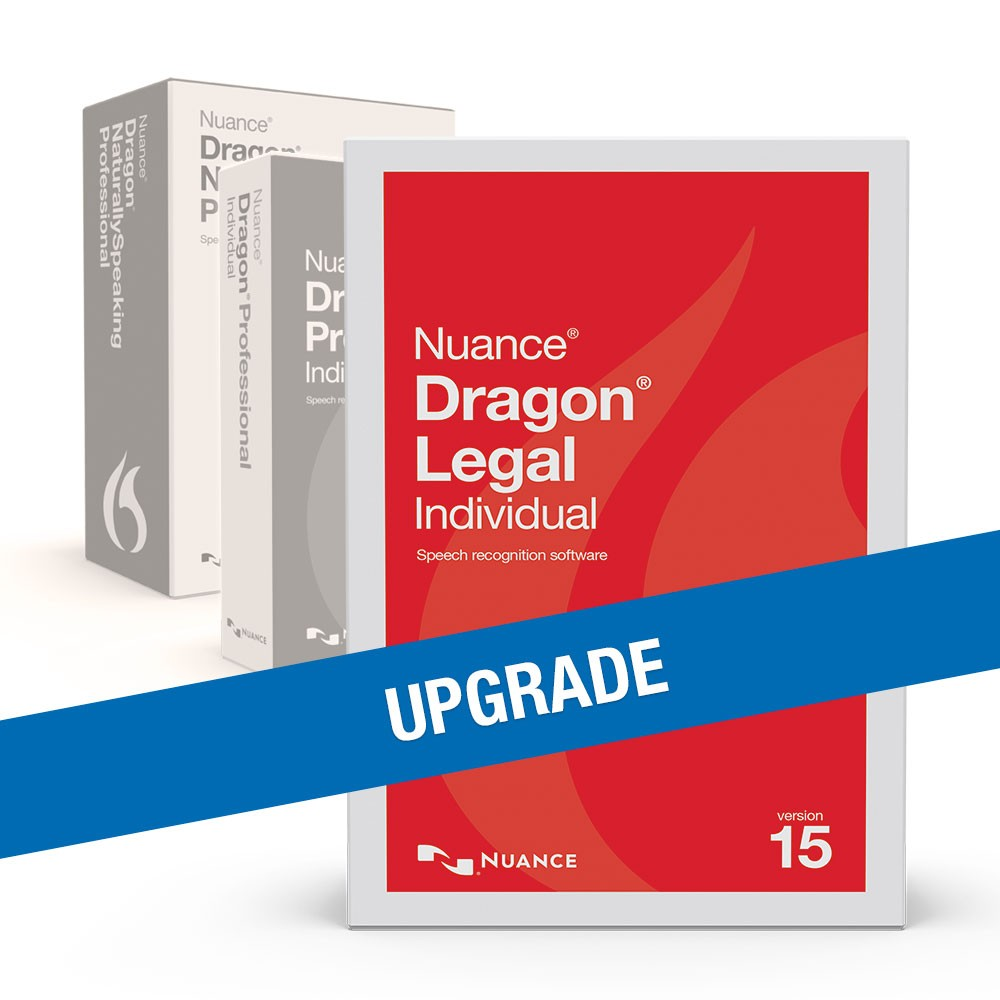 Upgrade to Legal Individual 15 from Professional 13 or DPI 14
