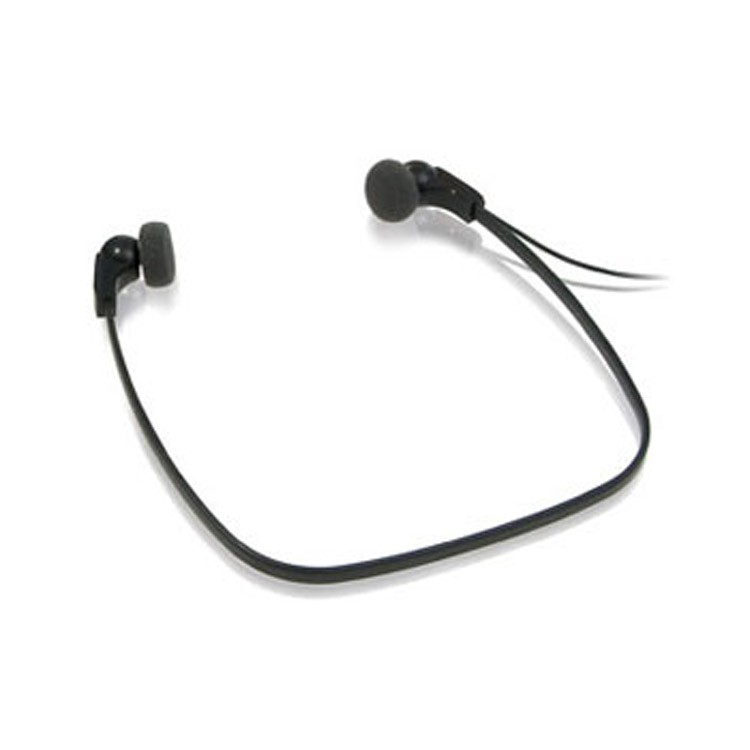 Philips U-Bow Under Chin Headset with 3.5 mm Plug