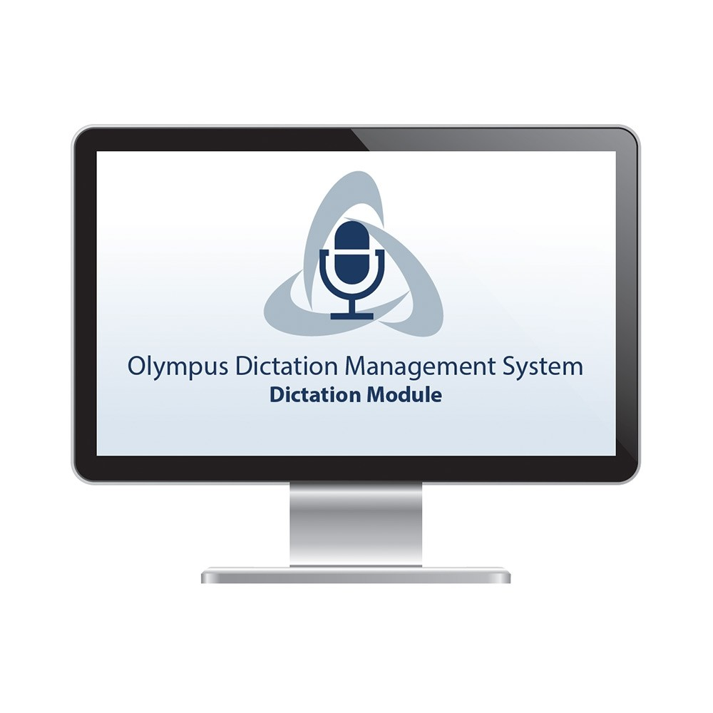 Olympus Dictation Management System - Release 7 - Dictation Module
