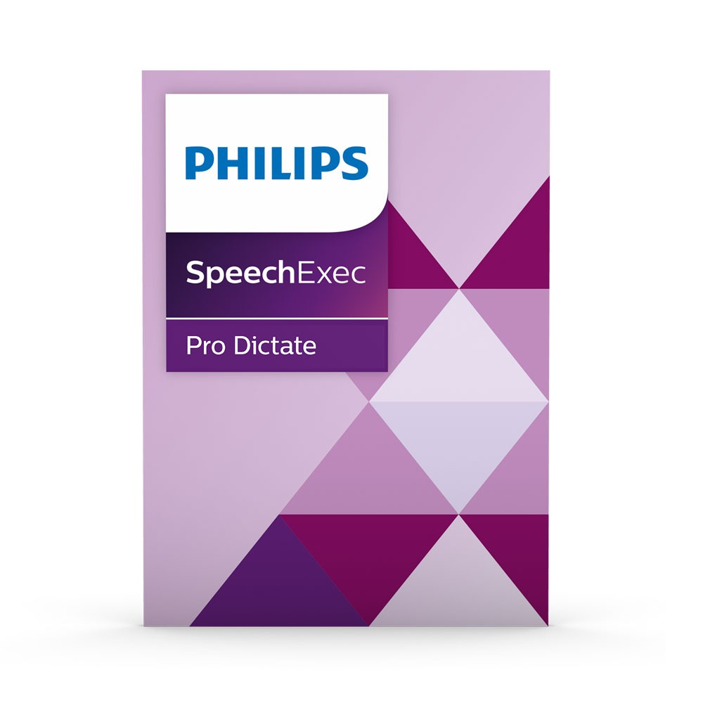 PSE4400 SpeechExec 10 Pro Dictate by Philips