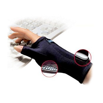 Smart Glove Typing Glove with Thumb Support - (Reversible)