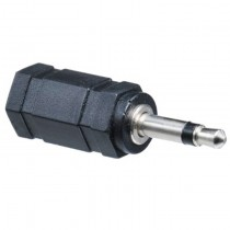 Stereo Female to Mono Male Headset Adapter for 3.5 mm plug