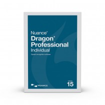 Dragon Professional Individual v15, CD or Download