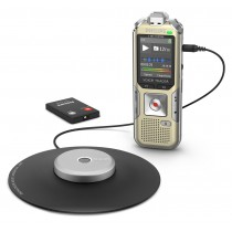 Philips Digital Voice Tracer DVT8000 with Conference Microphone