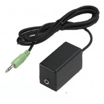 3.5 mm Stereo Headset Cord Extender for PCs