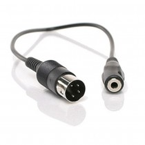 3.5 MM to 4-Pin DIN Adapter