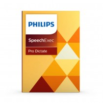 LFH4400 SpeechExec 10 Pro Dictate by Philips