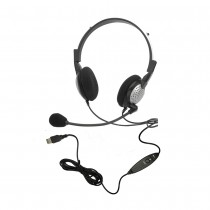 Andrea NC-185VM - On Ear Stereo Headset