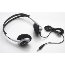 HP-1 Over-the-head Binaural Transcription Headset with 3.5 mm Plug