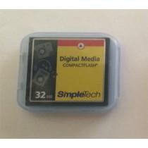 SimpleTech CompactFlash 32 MB