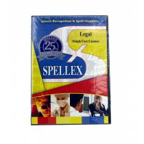 SpellEx Legal 2015 Spell Checker SL-15