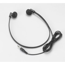 Spectra SP-ST Twin Speaker Headset With Straight 3.5 mm Plug