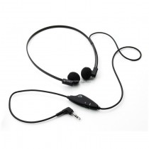 Spectra Headset w/ Stereo/Mono Switch, Volume Control