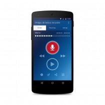 SpeechExec for Android Devices - Dictation Recorder App