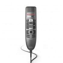 Philips SpeechMike Premium Touch with Slide Switch and Barcode Scanner SMP3810