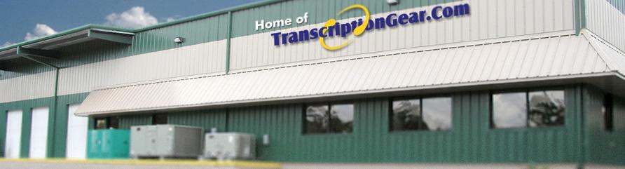 The TranscriptionGear.Com Facility