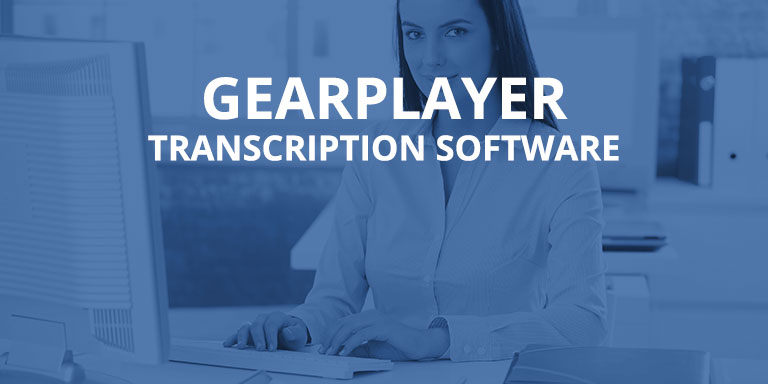 GearPlayer - Transcription Software